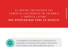 El rápido crecimiento del comercio electrónico en Colombia, una oportunidad para su negocio
