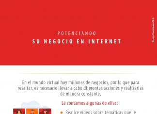 Potenciar su negocio en Internet
