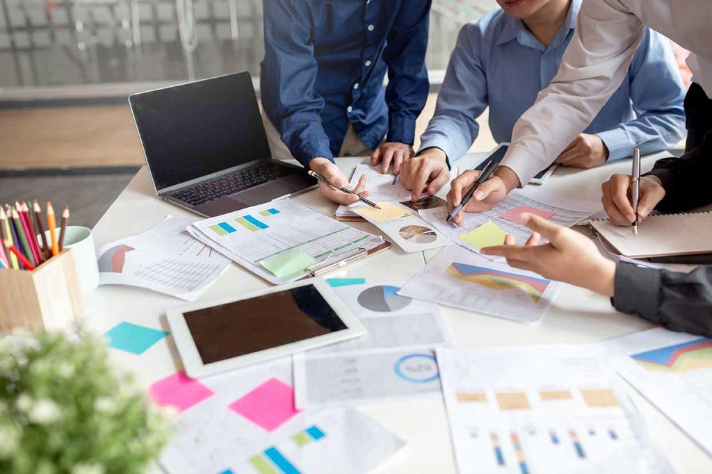 El éxito de administrar correctamente el dinero de su negocio