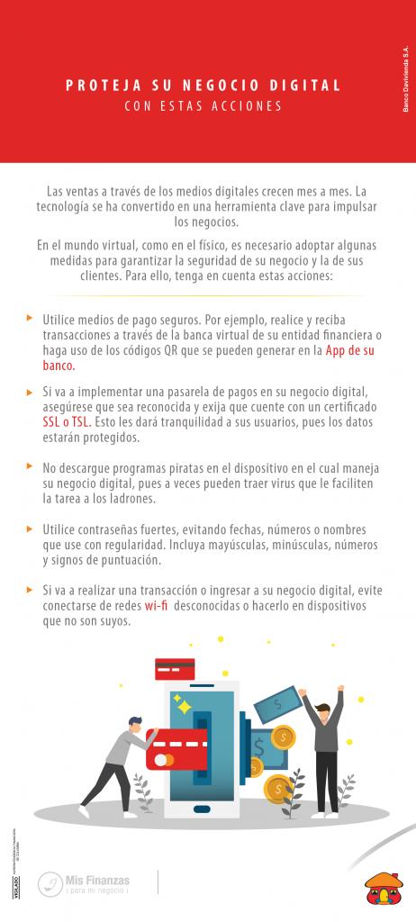Proteja su negocio digital