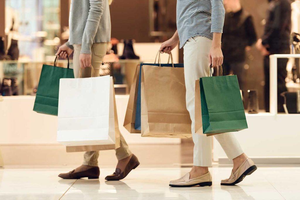 Buenas noticias para los comerciantes, ¡las ventas están mejorando!