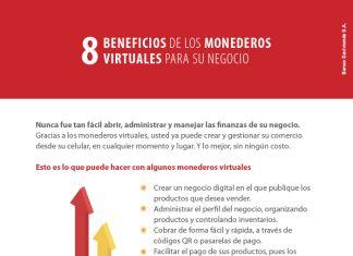 8 beneficios de los monederos virtuales para su negocio